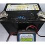 極地環保電池 品牌:YUASA湯淺 75D23L-SMF 增強版 原廠規格65AH 465CCA, 實測CCA為468