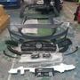 【MKB TUNING】BENZ W117 CLA45 全車空力套件+尾飾管+水箱罩(全台最高品質AN製造)