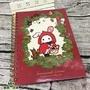憂傷馬戲團 深情馬戲團 小紅帽系列 B6線圈筆記本 (紅)