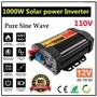 EKOOL 熱銷🔌太陽能逆變器純正弦波轉換器1000W 12V DC至110V AC