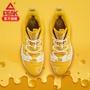 ヵ₨運動鞋匹克閃現奶酪態極路威籃球鞋球鞋限量實戰耐磨太極籃球鞋男