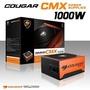 ★TOP 限量 現貨商品 偉訓 COUGAR CMX 1000W 80+ 銅牌 電源供應器 主日系 模組化 媲美 海盜船1000W