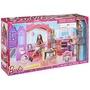MATTEL- 芭比娃娃 Barbie 芭比閃亮度假屋(內含芭比及渡假屋)芭比閃亮渡假屋