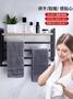 優勤電熱毛巾架家用烘干架免打孔浴室衛生間恒溫加熱毛巾架置物架 MKS免運