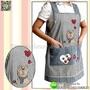 日式和風系列 圍裙 圍巾貓咪 《 六口袋設計 》  ★超有質感喔★ 夢想家 Zakka'fe