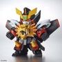 【BIG 薩姆】SDCS 勇者王 我王凱牙 GAOGAIGAR 新系列 有骨架 組裝模型
