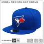 【ANGEL NEW ERA 】MLB 多倫多 藍鳥 59FIFTY 正式球員帽 棒球帽