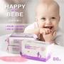 【無蓋款86抽】Happy bebe 86抽大包裝 一箱24包