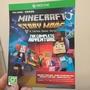 (掛號郵寄免運費)Xbox One 我的世界 4K HDR (2張下載卡)Minecraft 我的世界
