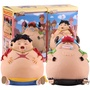 WCF系列 Q版 蛋糕島篇 海賊王航海王 喬巴路飛 儲蓄罐存錢罐 胖子大肚子 禮物手辦模型