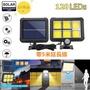 【🚀🚀尚品照明】分體式太陽能120LED COB感應壁燈 分離式人體感應燈 太陽能庭院燈 花園別墅路燈 車庫燈