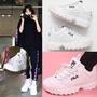 ☆☑韓國限定❤ FILA DISRUPTOR 2 17FW新色 DARA厚底 鋸齒 女鞋 白鞋 增高 斐樂 情侶款