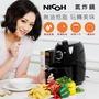 [限量10組]日本NICOH 2.4公升氣炸鍋型號:AF-240通過BSMI 商檢局認證 字號R3B207