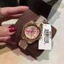 【海洋之心】美國代購 Michael Kors MK6175/MK5943 裸粉色鑲鑽女款手錶