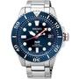 SEIKO 精工Prospex PADI 太陽能潛水200米聯名限量手錶-藍水鬼 V157-0BT0B(SNE435J)