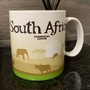 【全新】星巴克城市杯 South Africa 南非