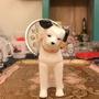 慢寓 | 日本 早期收藏 中古品 JVC VICTOR 企業娃娃 陶瓷 小型 勝利犬 勝利狗 11公分
