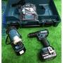 (含稅價)緯軒 牧田 DHP483+DTD171+雙機箱 18V配雙電池組
