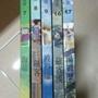 二手童書~台灣麥克 世界文學名著寶庫,共5本合售