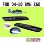 FOR BMW 04-10 E60 5系列 18SMD 黑身白光 LED 葉子板側燈 525i 525xi 528i