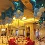 【转转乐】周歲生日派對裝飾布置用品流蘇彩雨絲簾婚慶婚房結婚鋁膜氣球套餐
