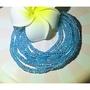 3.5mm繞三圈藍磷輝石盤珠