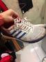Adidas adizero boston 6 藍白 慢跑鞋 JP尺寸265