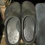 二手 正品勃肯專業廚師鞋 工作鞋 防水防油耐磨 41號 歡迎基隆來暖自取