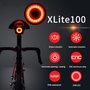 自行車尾燈 Xlite100 智慧型尾燈