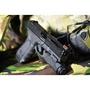 <FOOL> APS Black Hornet 連發版 G18 單 連發 滑套 可動 CO2槍 玩具槍