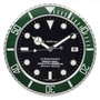 Rolex inspire Wall Clock Submariner kermit