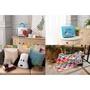 現貨+開放預購❤️ 康是美加價購✨✨ Snoopy漫遊生活 手提袋 盥洗包 涼感抱枕 涼被 收納箱