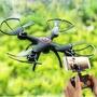 無人機 遙控飛機氣壓定高無人機航拍飛行器四軸充電耐摔兒童玩具直升機 傾城小鋪