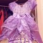 #迪士尼蘇菲亞公主~禮服+鞋子套組