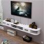 烤漆 電視櫃 客廳臥室(壁掛歐式)吊櫃 簡易掛牆櫃迷你 收納櫃 免運