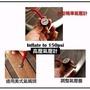 airbone ZT-611 輕巧軟管型高壓氣壓計胎壓表
