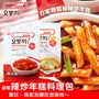韓國 YOPOKKI 袋裝 辣炒年糕料理包 (2人份) 年糕 年糕料理包 炒年糕 韓式料理【N102489】