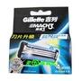 老五雜貨店 Gillette 吉列 MACH3 鋒速3 刀片升級 刮鬍刀片 M3 刀片 適用 鋒速3 全系列刀架