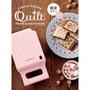 recolte日本麗克特Quilt 粉紅色 格子三明治機 熱壓吐司 吐司盒 帕尼尼 小V參考