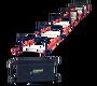 【H.Y SPORT】CONT T8630 升降式訓練用繩梯