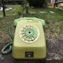 🚚 「早期投標式大一元轉盤電話 」  早期 古董 復古 懷舊 稀少 有緣 大同寶寶 黑松 沙士 鐵件 40年 50年