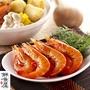 【鮮魚屋】純海水「特大」鮮甜熟白蝦(31/35)350g*1盒