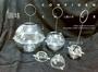 平頂圓柱,方柱,圓球各種蠟燭模具/直徑6.0公分7.0cm,8.0cm/各種高度模型/DIY手工蠟燭模型