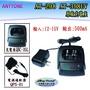 台灣公司貨保固一年 AnyTone AT-398UV AT-298 對講機 原廠 充電座 充電器
