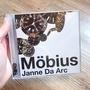 9成新 保存好 JANNE DA ARC 聖女貞德 MOBIUS 專輯 CD 原聲帶 經典