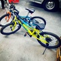 出清捷安特6段變速兒童腳踏車