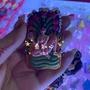 🌟泰知心  泰國師傅  阿贊帝  特殊法物💞現貨🌟 七首巴拉吉依霸女神 🌟強烈招桃花 / 招異性緣 / 招人緣