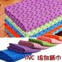 PVC瑜伽鋪巾-含背包 瑜珈鋪巾 止滑瑜伽墊 瑜珈墊【DE130】
