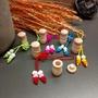 🌈天然櫸木瓶 擴香木質瓶小木瓶 芳療擴香精油飾品禮物 可DIY製作成木質瓶吊飾或項鍊