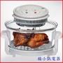 【鍋寶】烘全雞旋風式 全能強化烘烤鍋/烘烤爐/無煙烹調/烘、焙、燒、烤《CO-1002》